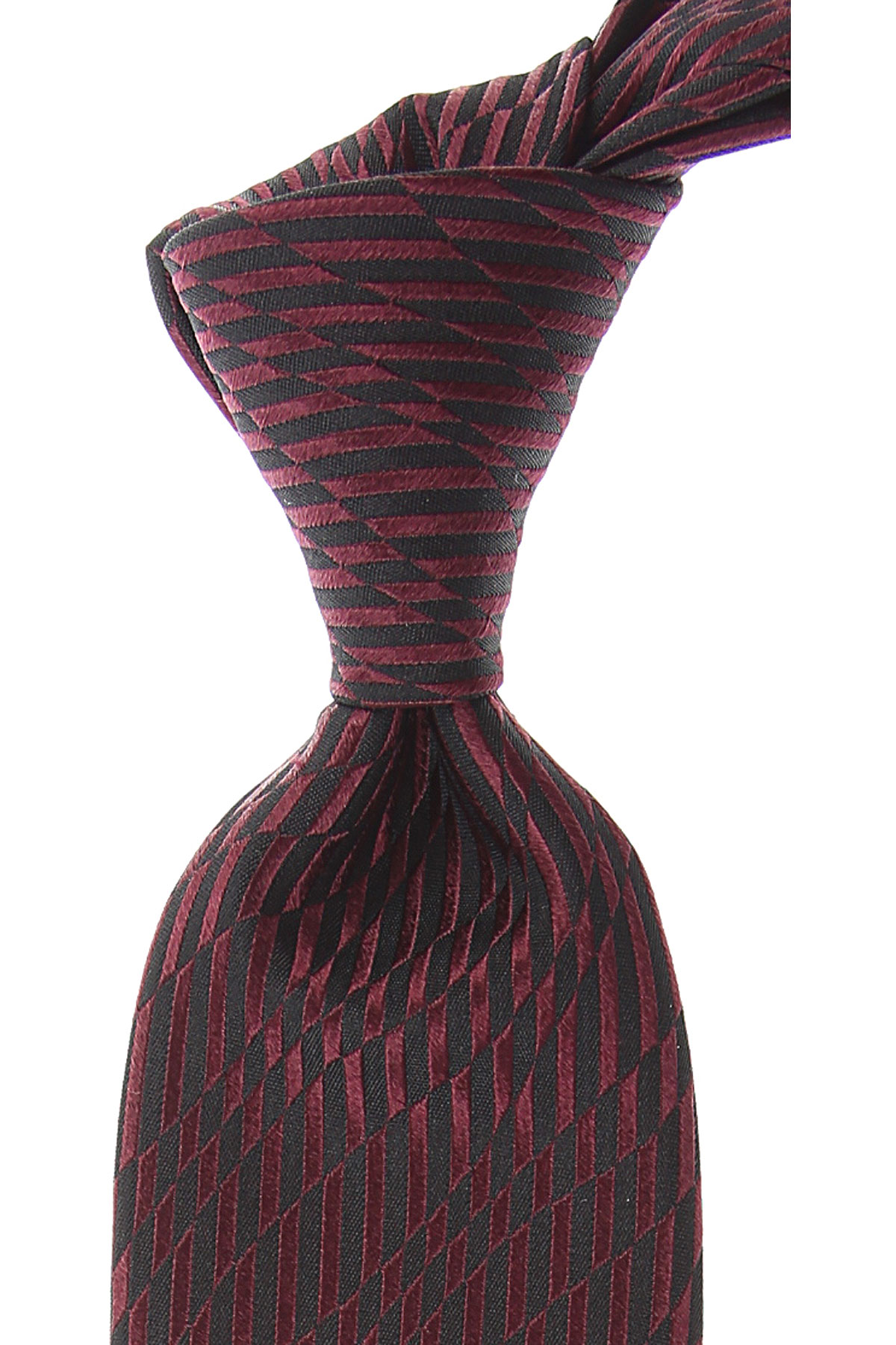 Ermenegildo_Zegna_Ties_On_Sale_Dark_Oxblood_Red_2019