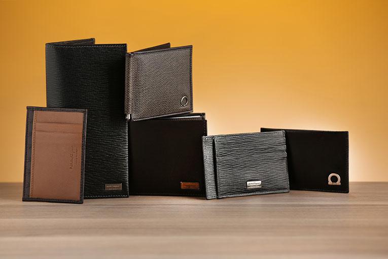 Бумажники Salvatore Ferragamo