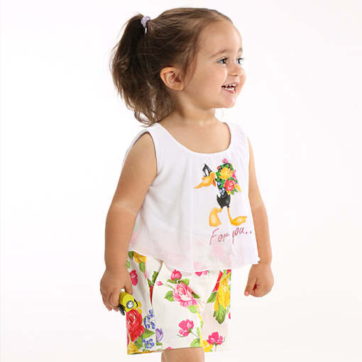 Одежда для новорожденных девочек Monnalisa