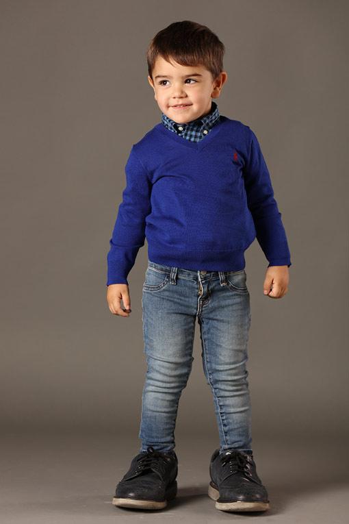 Одежда для новорожденных мальчиков Ralph Lauren