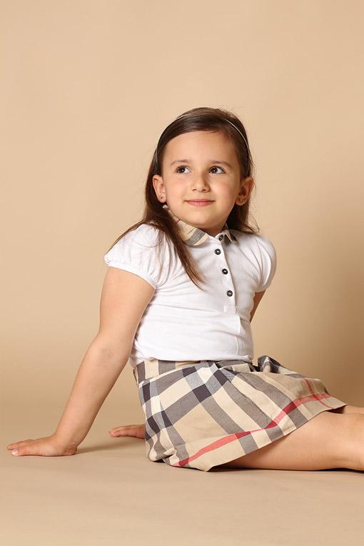 Burberry Kız Çocuk Giyim
